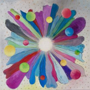Ölmalerei,Geburt,malen,kunst,freude,neubeginn